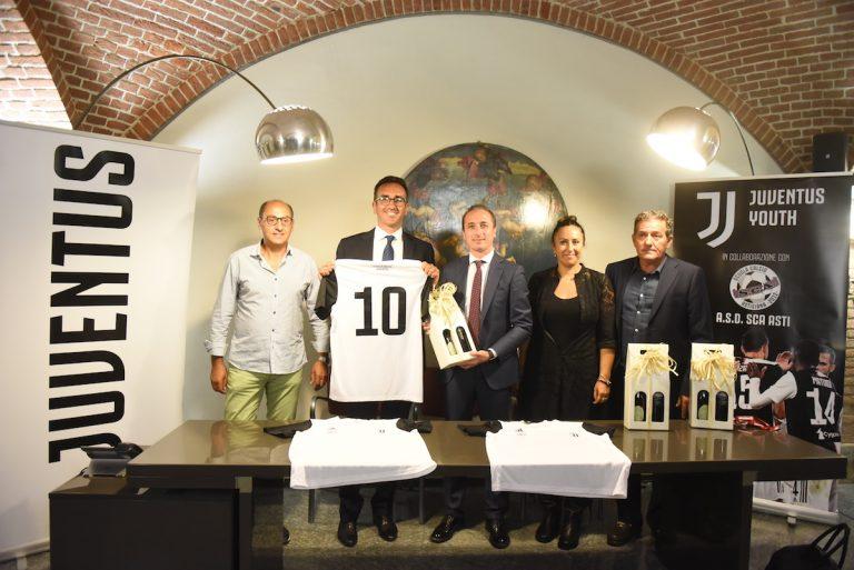 Accordo fra la Scuola Calcio Astigiana e la Juventus