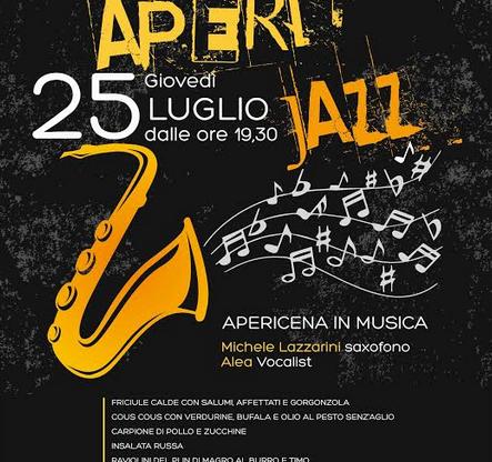 Aperi-Jazz nel centro storico di Santo Stefano Belbo