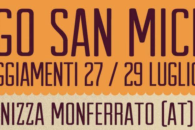 Tre giorni di musica, buon cibo e brindisi a Borgo San Michele