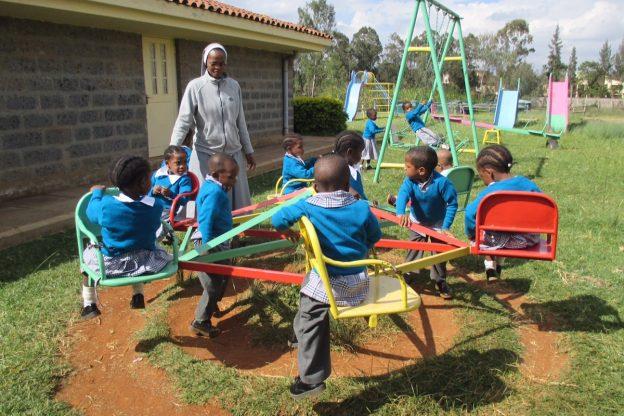 Il diario del vescovo Marco in Kenya