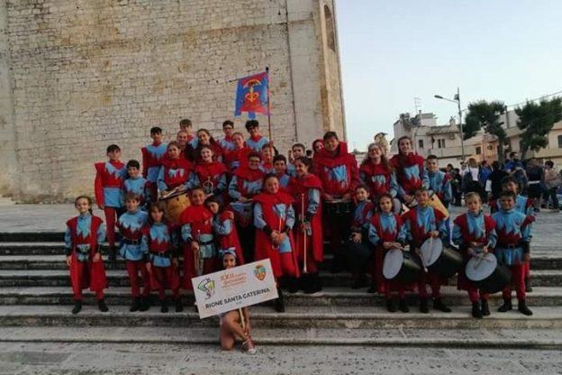 Soddisfazioni per i Giglietti ai campionati giovanili di Carovigno