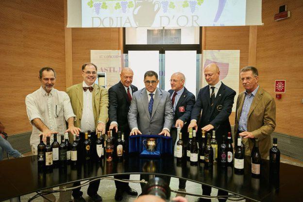 I vincitori del 47° Concorso enologico nazionale Premio Douja d'Or 2019