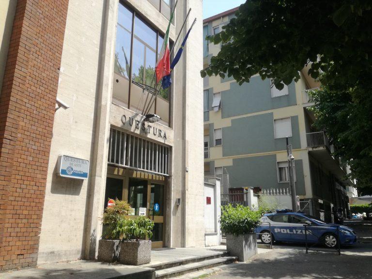 Coronavirus, chiusi l'ufficio immigrazione e quello passaporti della questura di Asti