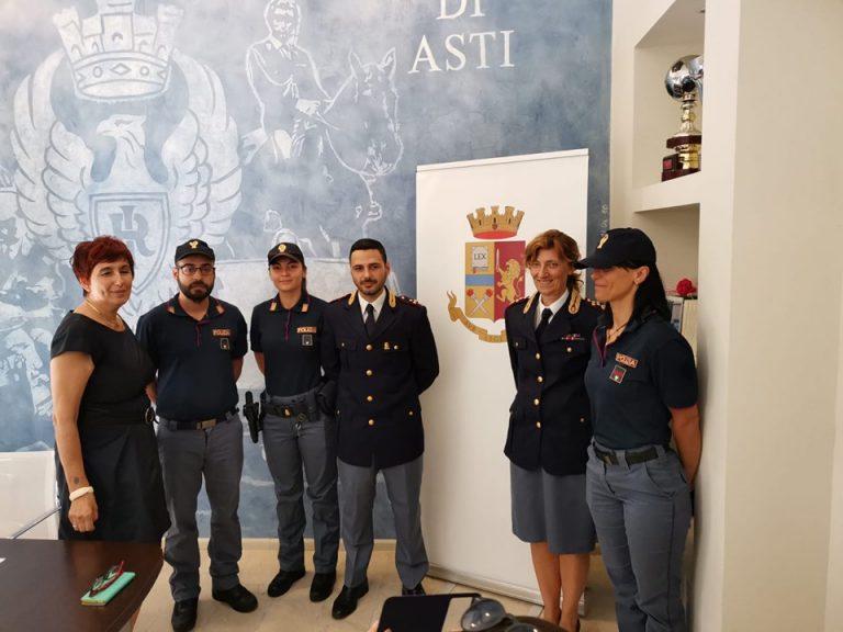 Nuovi segni distintivi di qualifica per la Polizia di Stato