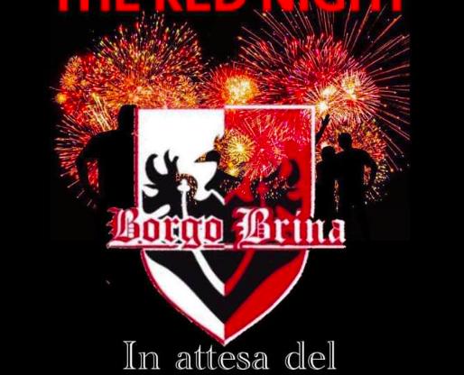 """Sabato a Cocconato la """"Red Night"""" del Borgo Brina"""