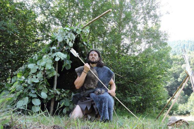 Una sera a osservare conchiglie in Valle Botto con l'uomo di Neanderthal