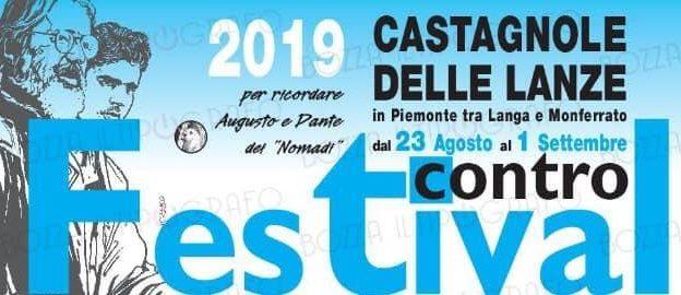 Torna il Festival Contro a Castagnola Lanze