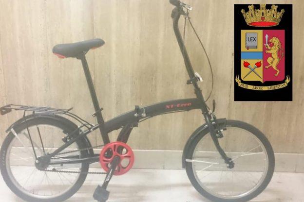 Baby ladri di biciclette beccati dalla polizia