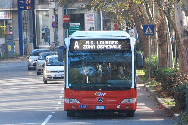Modifiche di percorsi e orari degli autobus di Asp per lo svolgimento del Palio di Asti