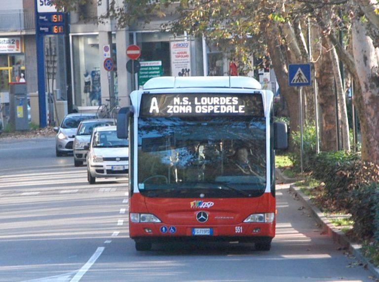Asti: ad agosto variazioni per il servizio Trasporti e Mobilità di Asp