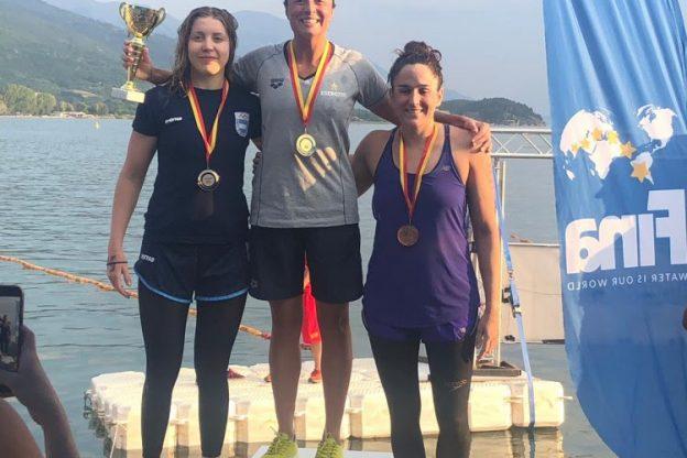 Alice Franco oro nella quarta tappa della FINA UltraMarathon Swim Series 2019,