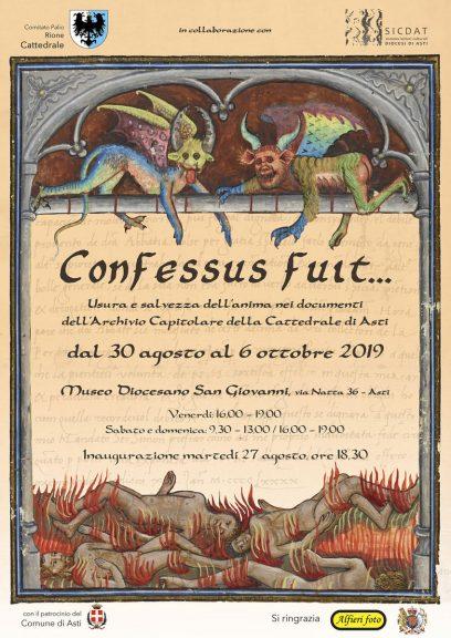 "Al Museo Diocesano la mostra ""Confessus Fuit"""