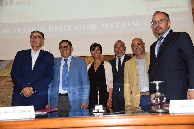 Tutto pronto per la Douja d'Or e il Festival delle Sagre: dal 6 al 15 settembre Asti diventa capitale del vino