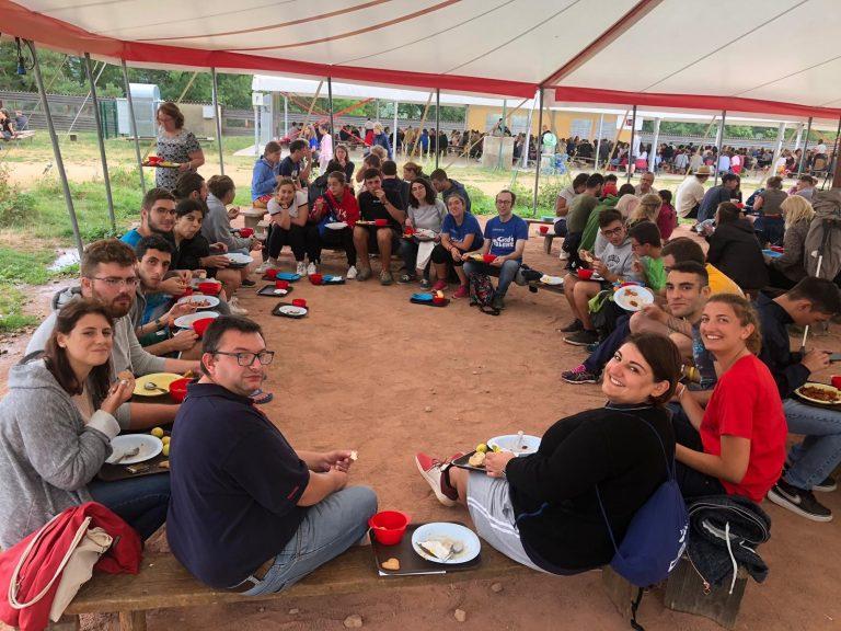 Il diario di bordo dei giovani astigiani a Taizè: quarto giorno