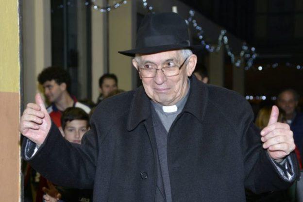 Mombercelli piange la scomparsa di don Franco Cartello