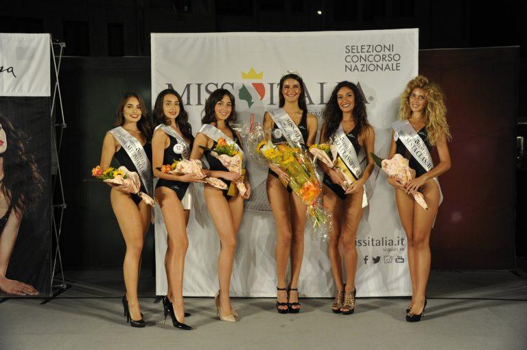 Miss Italia continua per l'astigiana Marzia Augustaro