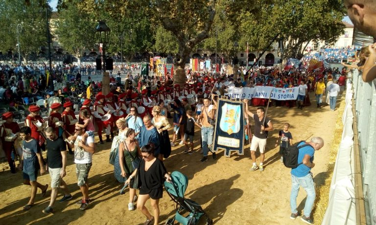 Baldichieri festeggia il suo palio in pista: la fotogallery