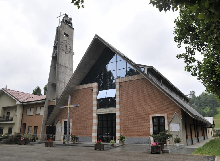 Asti, cambio della guardia nella parrocchia del Sacro Cuore