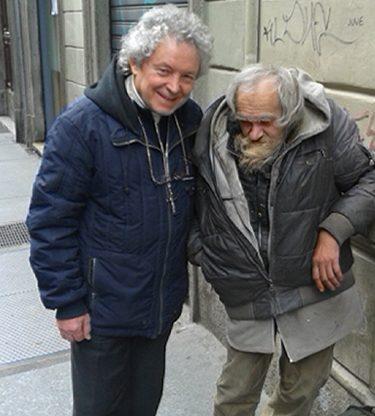 Mensa dei poveri, don Adriano Gennari ringrazia i benefattori