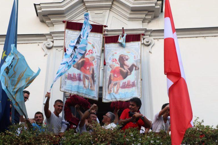 La Cattedrale vince il Palio di Asti: le immagini dei festeggiamenti