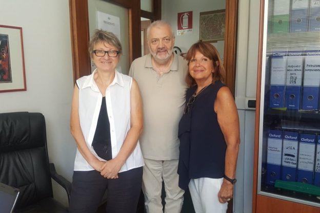 Vittoria Maggiorotto nuovo direttore dei corsi Utea