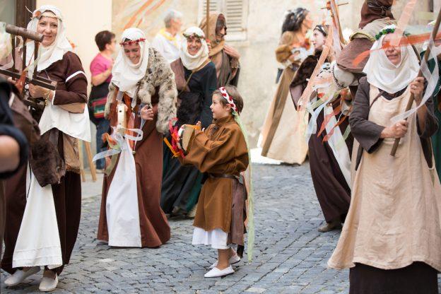 Cocconato: sabato c'è la Fiera Medievale