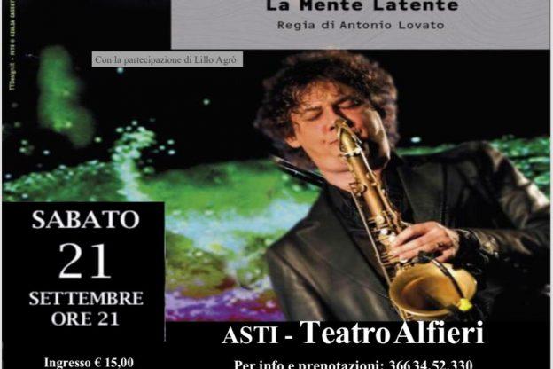 La Mente Latente al Teatro Alfieri di Asti
