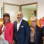 Inizio anno scolastico: il vicepresidente Carosso in visita al plesso di Monastero Bormida