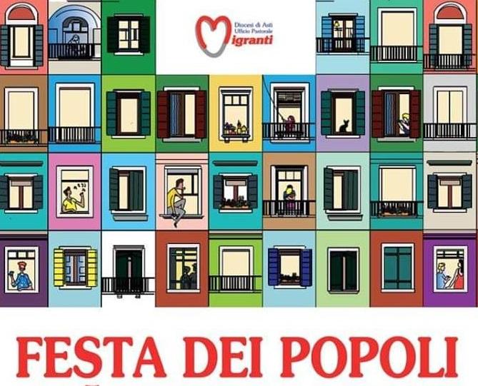 Ad Asti la Festa dei Popoli nel segno dell'integrazione
