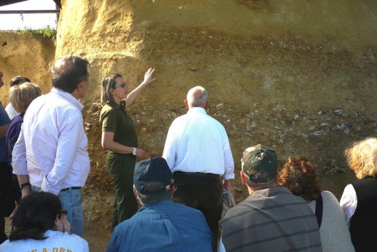 Sicuri e valorizzati i geositi fossiliferi di Cortiglione e Vinchio