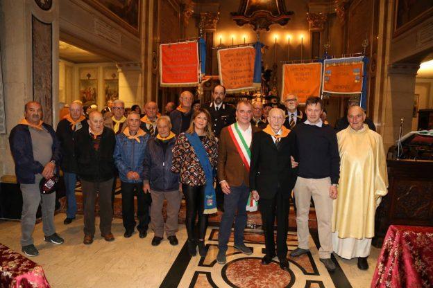 Agliano Terme festeggia un nuovo patriarca dell'Astigiano