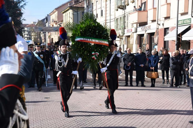 Asti celebra il 4 novembre: la fotogallery