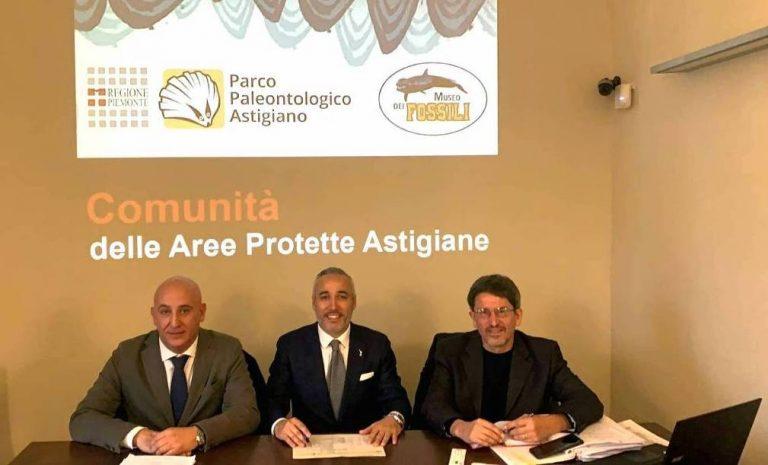Livio Negro sarà il nuovo presidente del Parco Paleontologico Astigiano