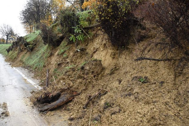 Danni alluvionali: dalla Regione contributi all'Astigiano per 1,7 milioni di euro