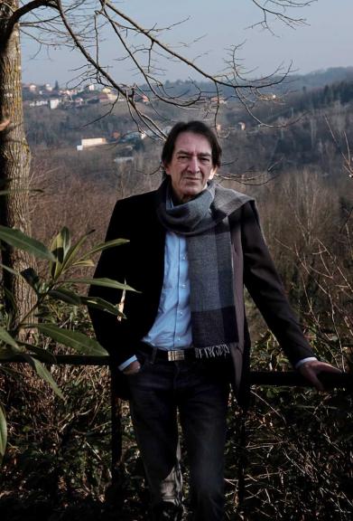 Asti, Marco Neirotti alla Libreria Alberi d'Acqua