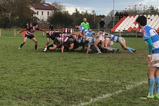 Rugby, il Monferrato vince la sfida con Sondrio