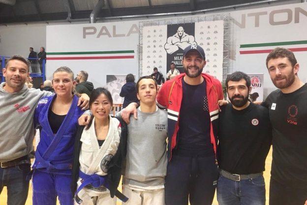 Pioggia di medaglie per gli atleti dello Yel Training Club al torneo nazionale Milano Challenge