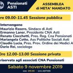 Assemblea di metà mandato Cna Pensionati Asti