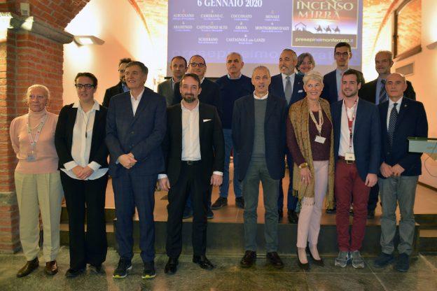 Oro incenso mirra – Presepi nel Monferrato: presentata ufficialmente la IV edizione