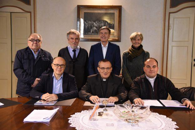 Asti, in tempo d'Avvento la Diocesi lavora all'accoglienza diffusa e alla promozione culturale attraverso l'università