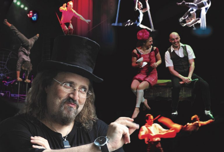Asti, al Teatro Alfieri arriva il Danilo Amerio Circus