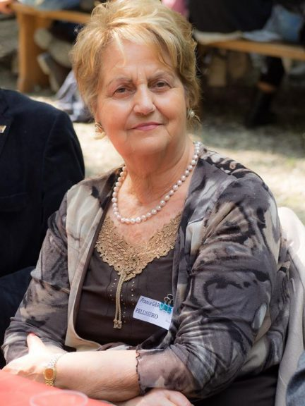Franca Garesio Pelissero alla Libreria Alberi d'Acqua