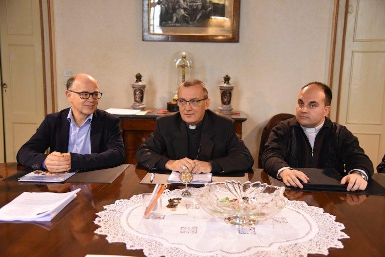 La locandina della Gazzetta d'Asti: i princiapli argomenti della settimana