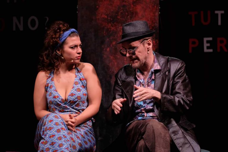 """La stagione del Teatro Alfieri di Asti continua con Jurij Ferrini e """"I due gemelli"""""""