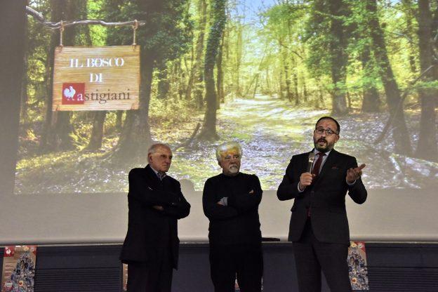 """Lanciato progetto """"Bosco degli Astigiani"""""""
