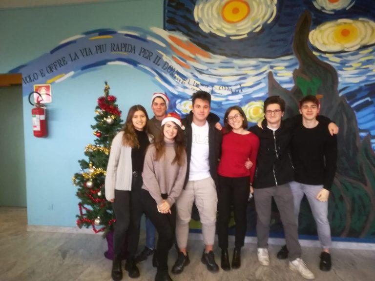 """Asti, Natale solidale degli studenti e del corpo docente del liceo """"F. Vercelli"""""""