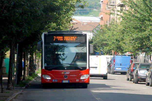 Asti, per i lavori stradali di corso Venezia cambiano percorso i bus delle linee 2/ e 7