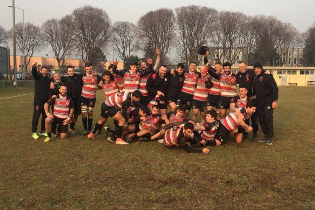 Rugby, il Monferrato vince in trasferta a Bergamo