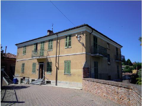 Casa Canonica di Cinaglio in comodato d'uso al Comune