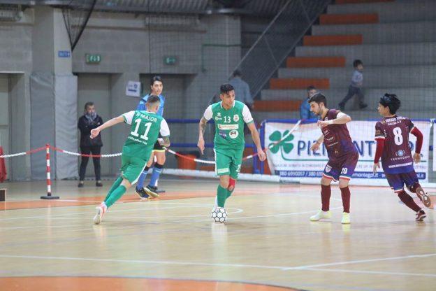 Futsal, il Città di Asti torna alla vittoria